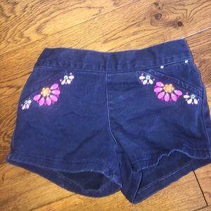 Girls 4T Gymboree shorts